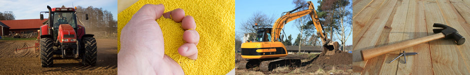 Serving the Agricultural, Plastic, Construction, and Woodworking Industries